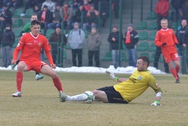 Mariusz Stępiński jest na zgrupowaniu kadry U-19