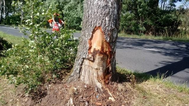 Wypadek pomiędzy miejscowościami Toporów a Czyste miał miejsce 28 czerwca 2020 roku.