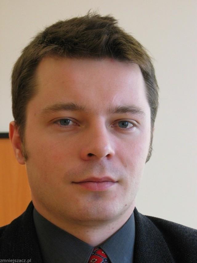 - Na razie nie ma żadnego zagrożenia - mówi rzecznik magistratu Przemysław Jocz