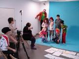 Yach Paszkiewicz prowadził dziecięce warsztaty tworzenia wideoklipów (wideo)
