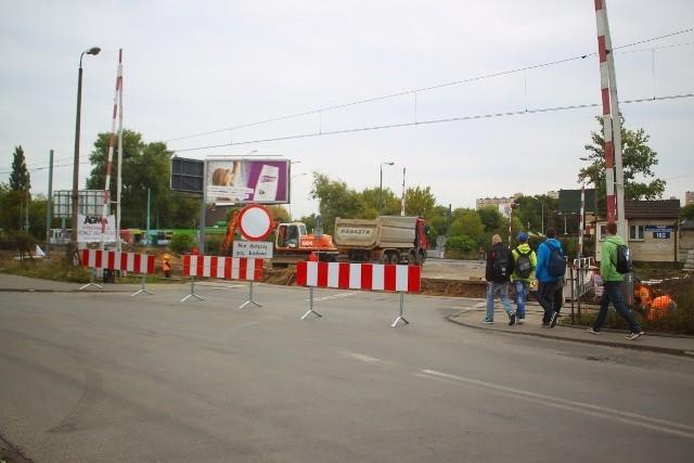 Przejazd ma być zamknięty do 23 września