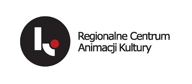 Nowe logo Regionalnego Centrum Animacji Kultury
