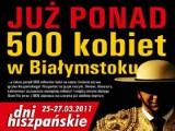 Hiszpański weekend w Białymstoku