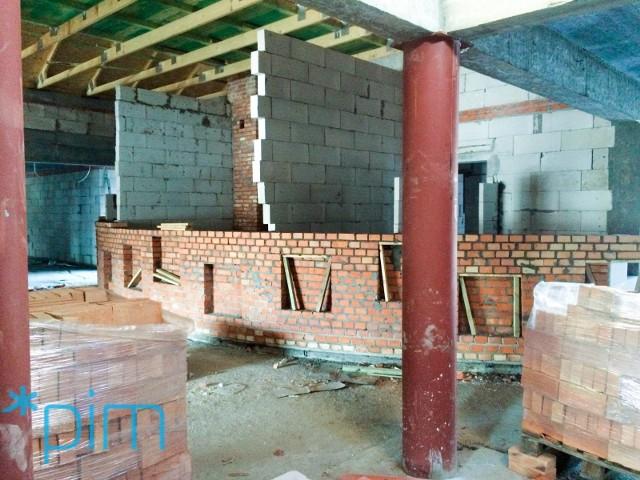 Trwa m.in. budowa przedszkola na Strzeszynie. Budowa rośnie w oczach