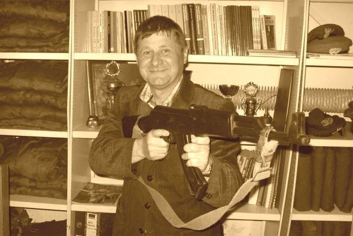 Tadeusz Pękała uczył w szkole między innymi umiejętności...