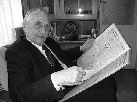 Kazimierz Orlewicz zmarł w wieku 90 lat