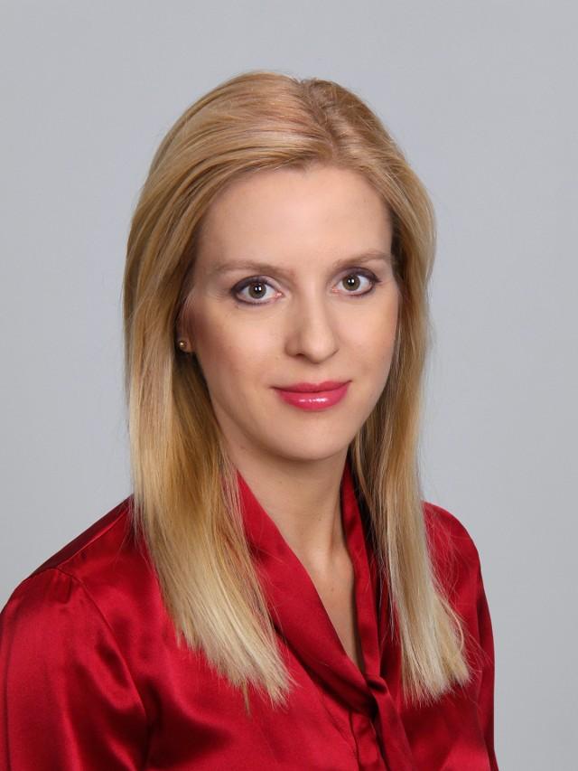 Dr hab. Anna Baran z Kliniki Dermatologii i Wenerologii Uniwersytetu Medycznego w Białymstoku.