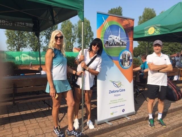 Polsko-Niemiecki Amatorski Turniej Tenisowy Seniorów - Winobranie 2020.