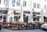 Restauratorzy z Rynku Kościuszki proszą o zmianę trasy procesji na Boże Ciało. Po to, by nie składać ogródków piwnych (ZDJĘCIA)