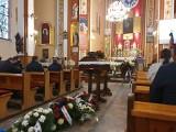 Ostatnie pożegnanie zastępcy komendanta Ireneusza Niedbały. Straż miejska w żałobie
