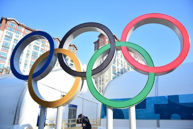 W wiosce olimpijskiej Pjongczang gun może zamieszkać około 3,5 tys. ludzi