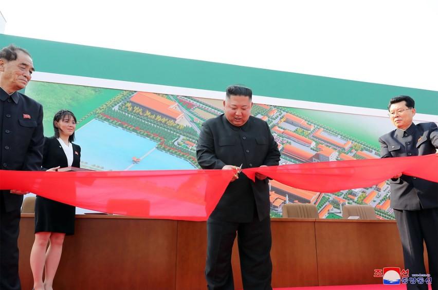 Kim Dzong Un pokazał się publicznie po raz pierwszy od 20 dni - informują państwowe media Korei Północnej