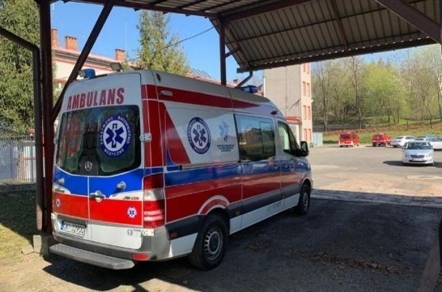Siedziba pogotowia przy ul. Szpunara. Obiekt ratowniczy z prawdziwego zdarzenia ma powstać na terenie przy skrzyżowaniu DK 94 z wschodnią obwodnicą Wieliczki