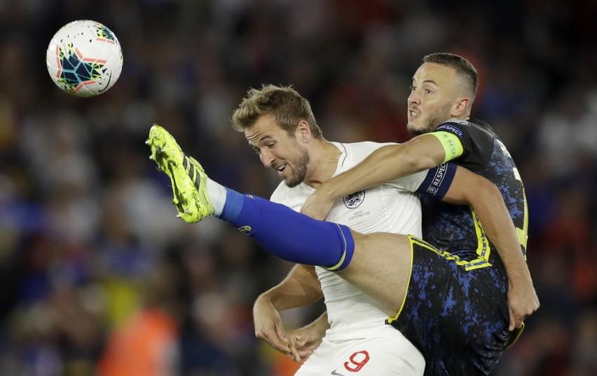 Sensacyjny początek i odważna gra Kosowa to za mało na Anglię [WYNIKI MECZÓW ELIMINACJI EURO 2020]