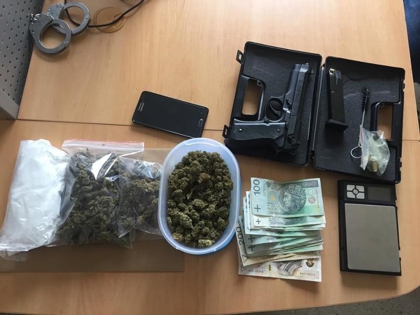Kraków Chował Marihuanę W Kuchni Policjanci Znaleźli Też