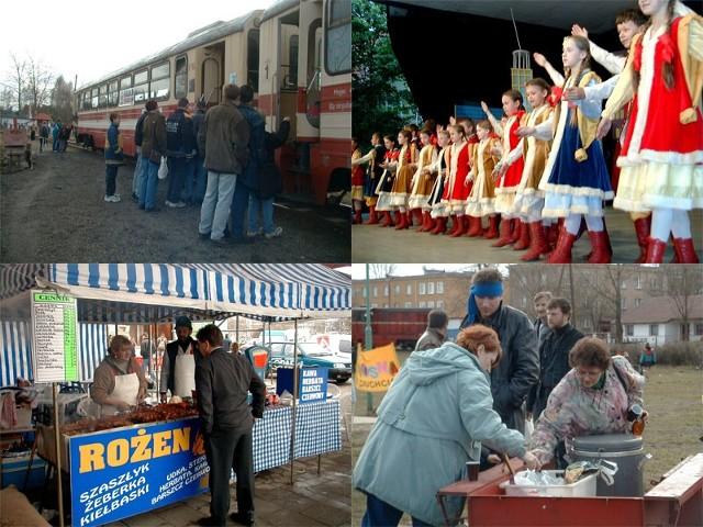 Zobaczcie zdjęcia z przełomu wieków z imprez i wydarzeń kulturalnych w Koszalinie. Zobacz jak wtedy wyglądało miasto i imprezy w Koszalinie i regionie.