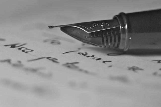 Ludzie listy piszą w obronie prześladowanych za swoje poglądy, niestety słupszczanie w akcji nie uczestniczą.