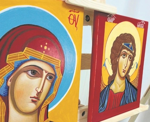 """""""Obiekty sakralne Podlasia"""" to nazwa wystawy, którą od wtorku przez trzy tygodnie będzie można oglądać w Centrum Kultury Prawosławnej przy ul. św. Mikołaja 5 w Białymstoku."""