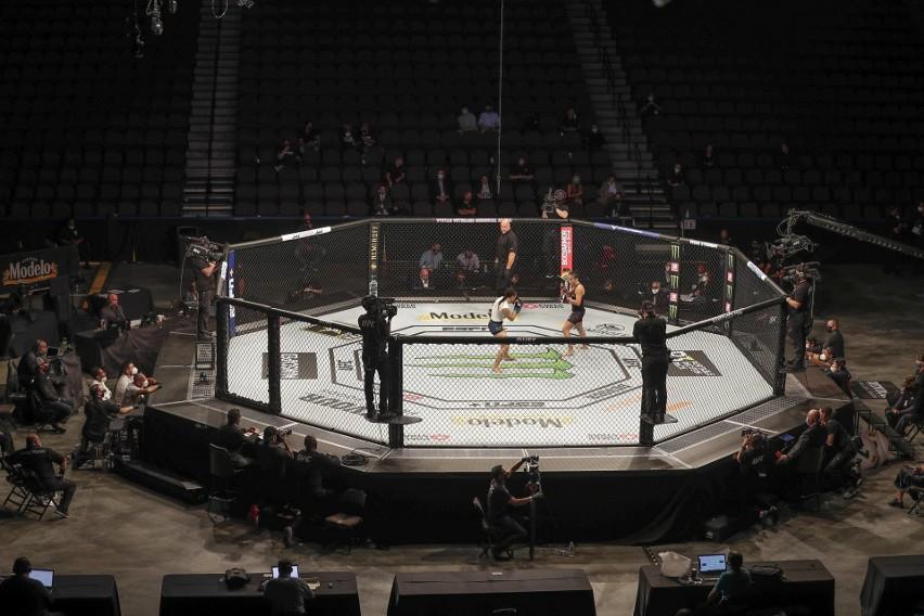 Gala UFC w Jacksonville