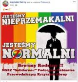 Infografika o LGBT jest homofobicznym manifestem?