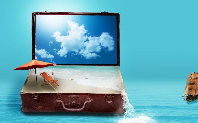 Czy praca zdalna z widokiem na morze stanie się normą? Jak hotele dostosowują się do pracowników zdalnych? Które kierunki kuszą freelancerów? Zobacz, jak może wyglądać połączenie home office z wakacjami.