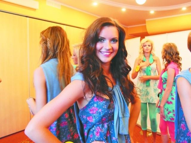 20-letnia Benita Poniatowska z Ciechanowca w czerwcu zdobyła tytuł I Wicemiss Polonia Województwa Podlaskiego 2011
