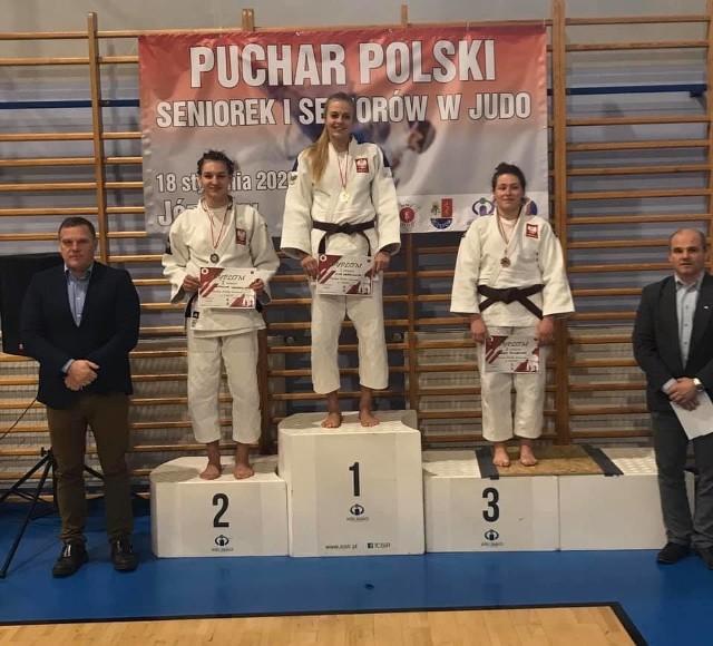 Na najwyższym stopniu podium w zawodach Pucharu Polski stanęła Eliza Wróblewska