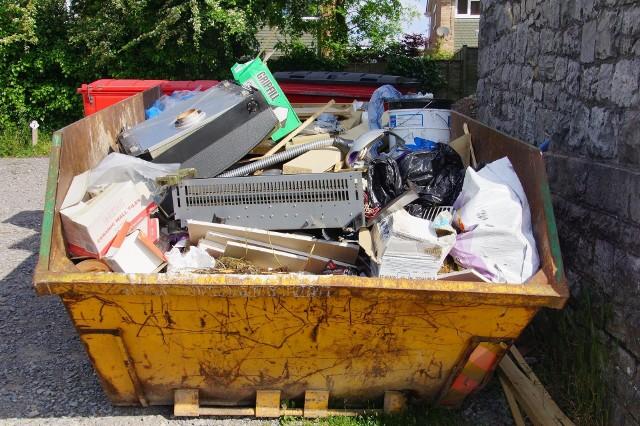 Odpady komunalneWywóz niesegregowanych odpadów będzie drogi