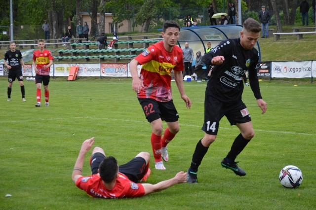 Piłkarze Lechii Zielona Góra przegrali ze Ślęzą Wrocław 1:3.