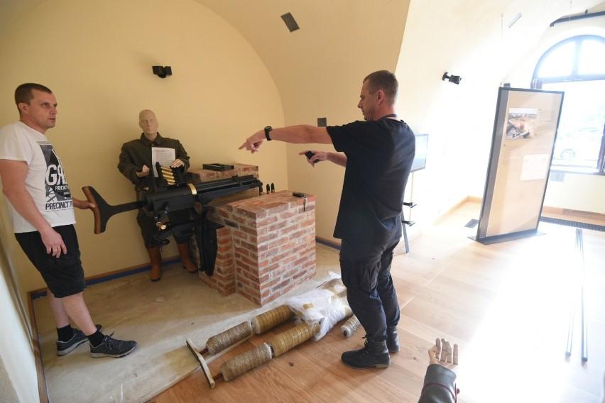 W Muzeum Twierdzy Toruń trwa montaż aranżacji. Gotowy jest już m.in. forteczny plac zabaw i dydaktyczna plantacja roślinności fortecznej