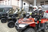 Terytorialsi pojawią się w Odrzywole. Będą patrolować lasy i łapać podpalaczy