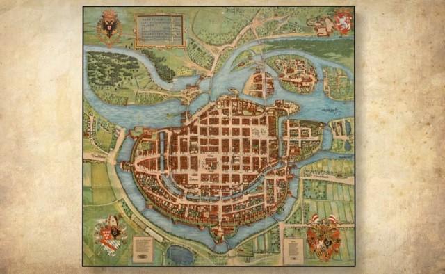 Wrocław z 1562 roku. Niesamowita animacja