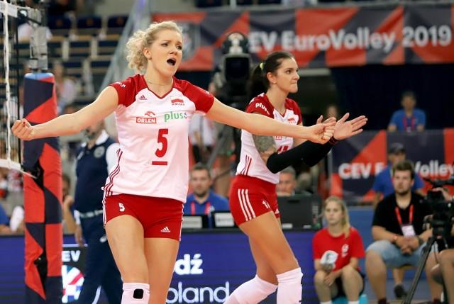 Pierwsza faza turnieju EuroVolley 2019 rozegrana została w Łodzi