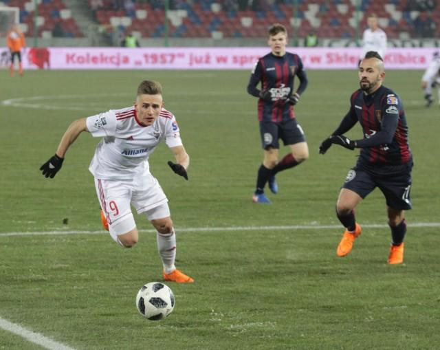 Lech Poznań interesował się Damianem Kądziorem już wtedy gdy grał w Górniku Zabrze
