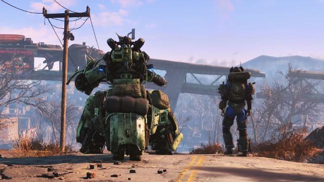 Fallout 4: AutomatronFallout 4: Automatron