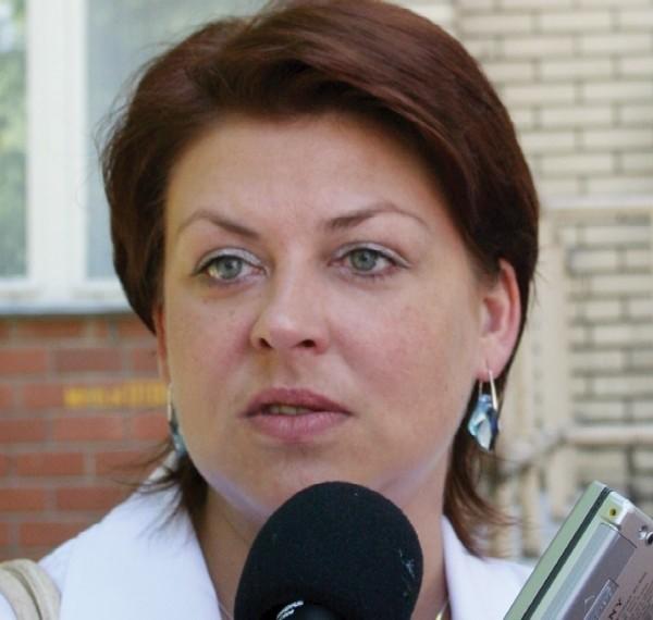 Andżelika Borys, szefowa związku, już dostała 4,2 mln rubli białoruskich kary za rzekomą nielegalną działalność charytatywną