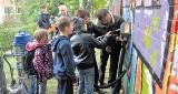 Wyczyszczony czy zniszczony? Mur przy alei Kijowskiej nie dla grafficiarzy
