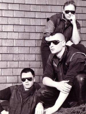 Front 242 w latach 80. – Fot. archiwum zespołu