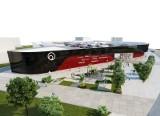 Galeria Królewska powstaje w centrum Sandomierza. Ma ruszyć za rok