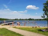 Plaża Dojlidy w Białymstoku czeka na mieszkańców (zdjęcia)