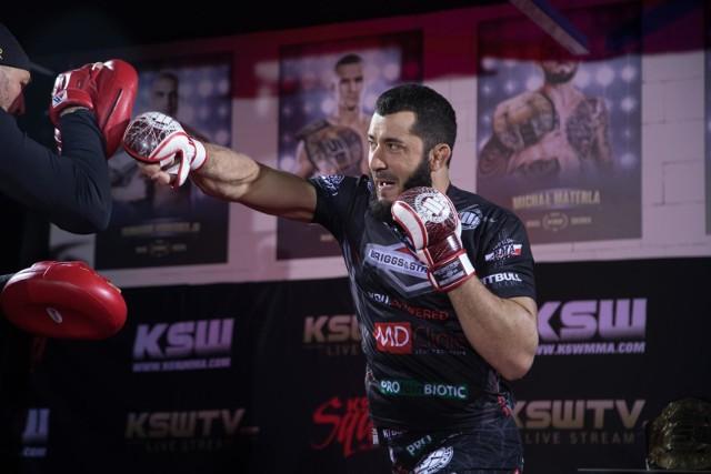 KSW 46 - Narkun vs Khalidov. Transmisja gali w internecie