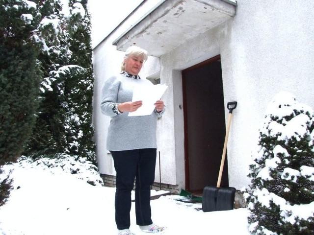 Toruń: Ratusz żąda eksmisji mieszkanki, która stara się wykupić dom- Będę walczyć do końca o dom dla siebie i synów - mówi Małgorzata Rybacka.