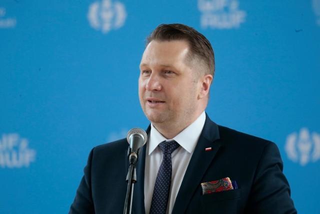 Minister Czarnek z nową funkcją. Zajmie się reaktorami jądrowymi