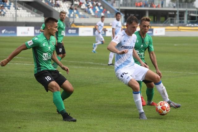 GKS Katowice zagra dziś ze Stalą Rzeszów