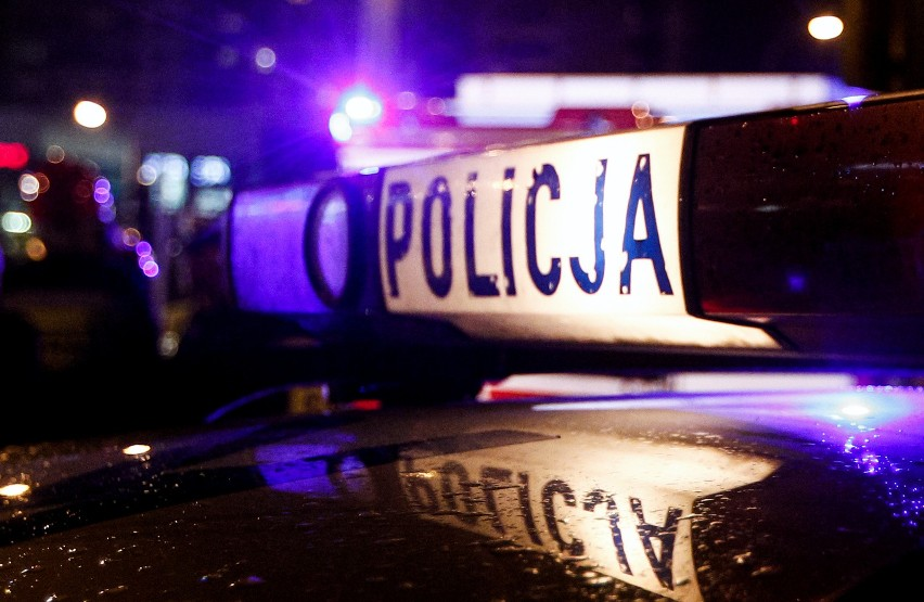 02.06.2016 rzeszow wypadek rondo dmowskiego policja...