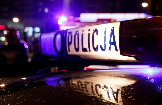 02.06.2016 rzeszow wypadek rondo dmowskiego policja sygnalizator kogut policyjny fot krzysztof kapica