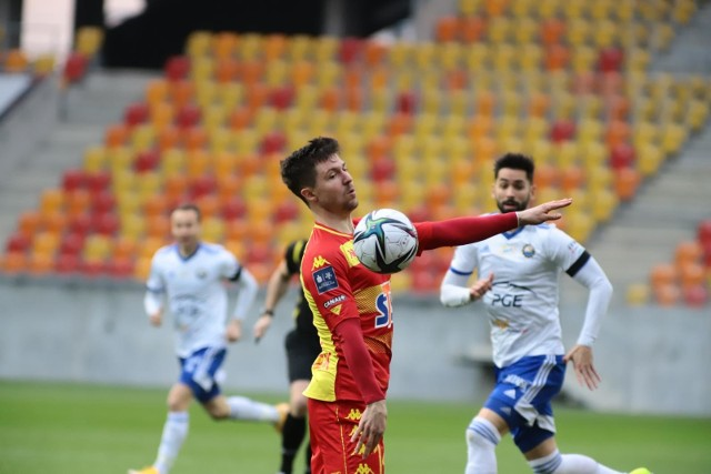 Żółto-Czerwoni znów sprezentowali rywalom punkt w ostatniej minucie meczu. Tym razem nie umieli pokonać Stali Mielec.