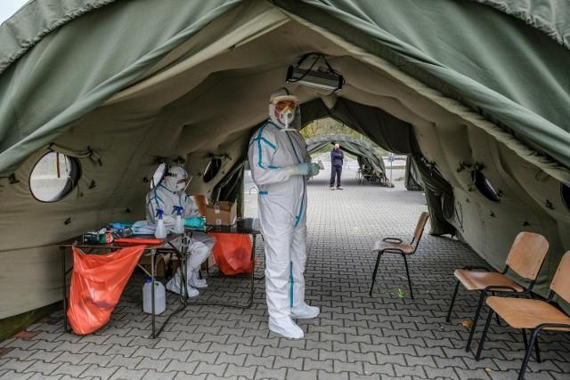 Ostatniej doby przetestowano w Toruniu 358 osób. Potwierdzono 112 nowych przypadków koronawirusa