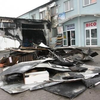 Strażacy uratowali mienie warte trzy miliony złotych.