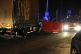 Tragiczny wypadek w Lipnie. 46-latka i 75-latka nie żyją, młoda kobieta i dziewczynka w szpitalu